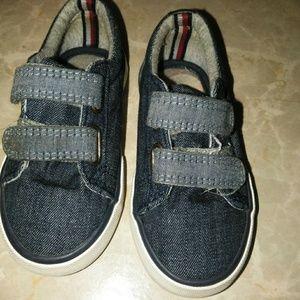 Toddler tommy Hilfiger shoes